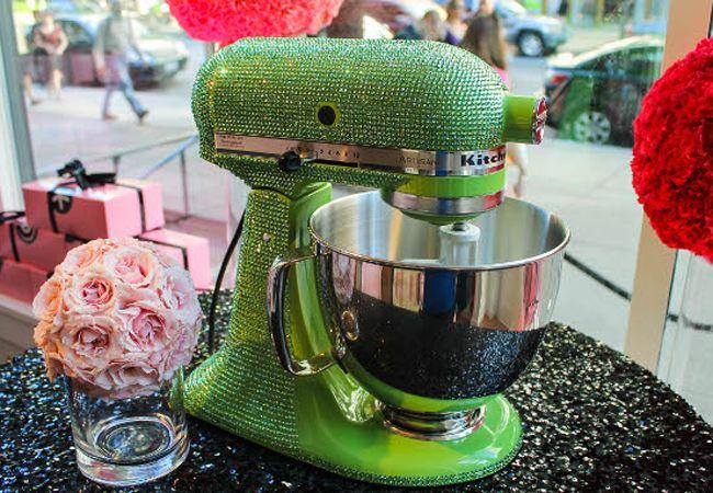custom kitchenaid mixers | Evolution of the KitchenAid Mixer - The Knot Blog