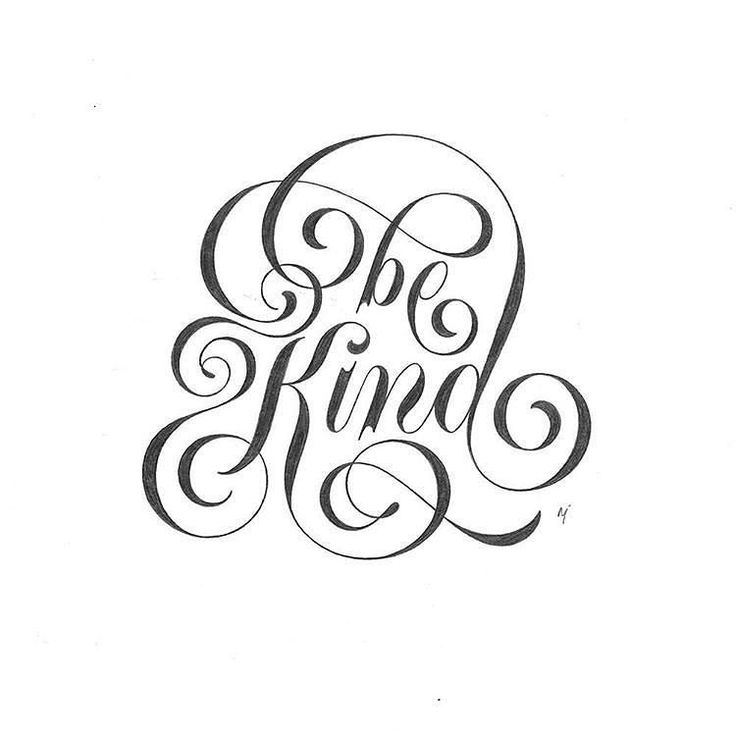 Fantastic flourishes. Type by @novia_jonatan | #typegang - typegang.com | typegang.com #typegang #typography