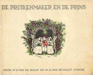 De pruikenmaker en de prins | W.G. van de Hulst
