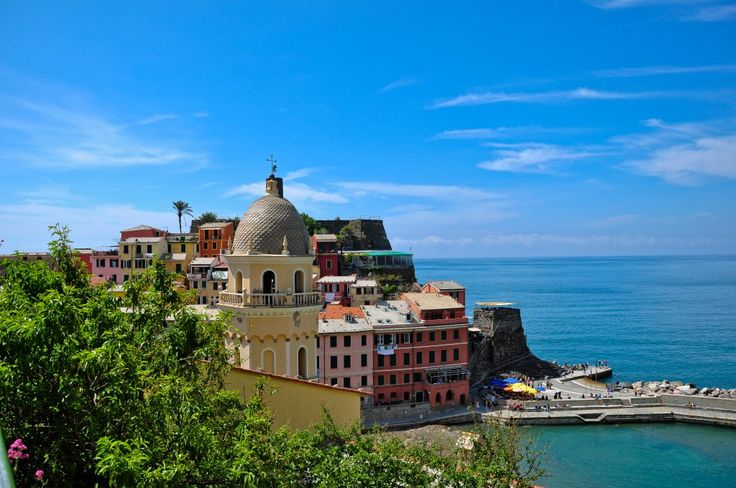 La Riviera italienne du Levant