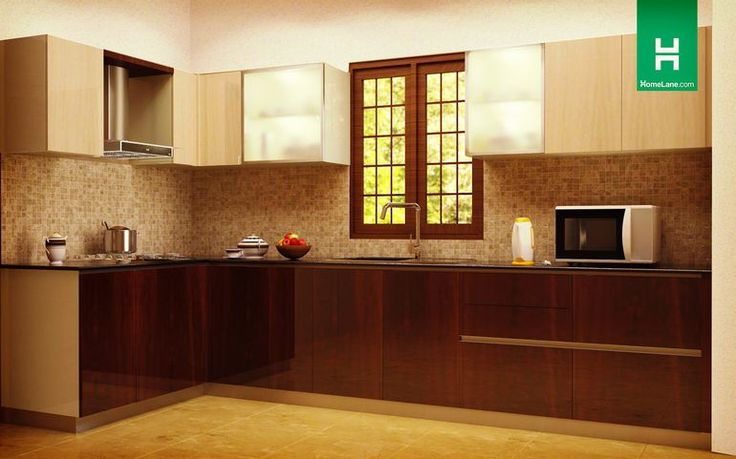 Best 25 l shaped kitchen designs ideas on pinterest - L shaped indian modular kitchen designs ...