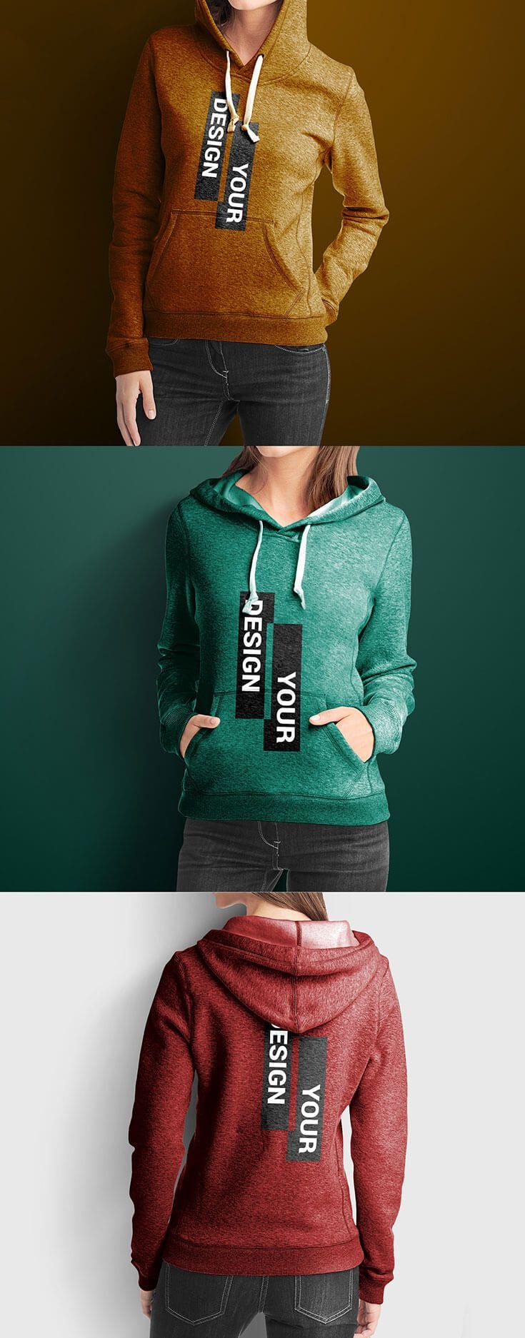 Download Free Hoodie Mockup Psd Bundle Hoodie Mockup Shirt Mockup Tshirt Mockup