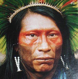 Un indio Amazonico