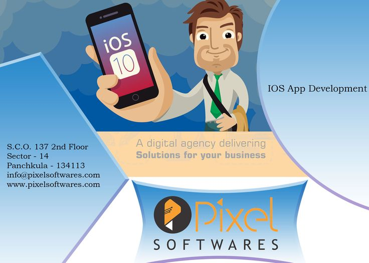 #iOS #App #Development in #Panchkula and #Chandigarh