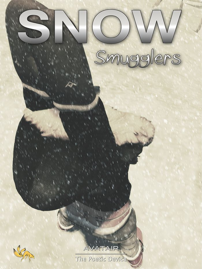 Free Second Life Comic Book http://avatair.com/snow-smugglers-episode-1/