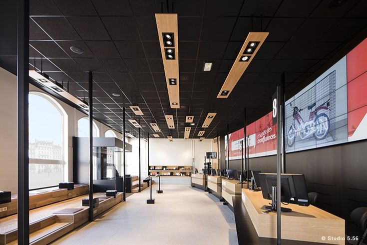 OFFICE DU TOURISME LYON, Lyon, 2015 - Agence Damien Carreres
