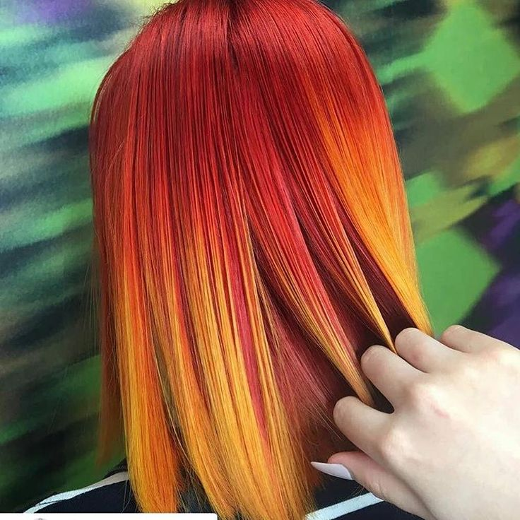 "326 Likes, 2 Comments - Manic Panic UK (@manicpanic_uk) on Instagram: ""@blow_colourbar created #manicpanic magic with this fierce colour melt! 😍🔥 #manicpanicuk #MPUK…"""