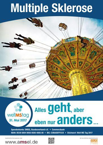 Welt MS Tag Plakat 2017