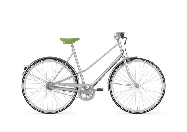 Gazelle Van Stael - In stijl door de stad fietsen - Gazelle.nl