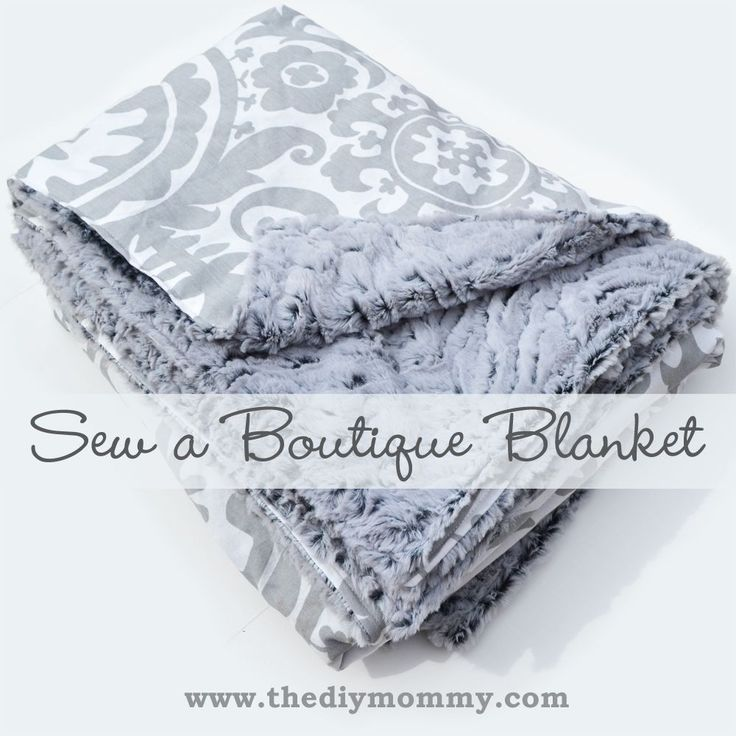 Sew a Boutique blanket: Boutiques Blankets, Baby Quilts, Blankets Tutorials, Diy Baby, Baby Blankets, Adult Throw, Sewing Machine, Diy Blankets, Diy Mommy