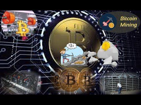 Майнинг биткоинов и других криптовалют!