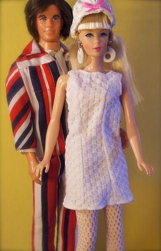 Barbie - Mod Hair Ken and Far Out Barbie