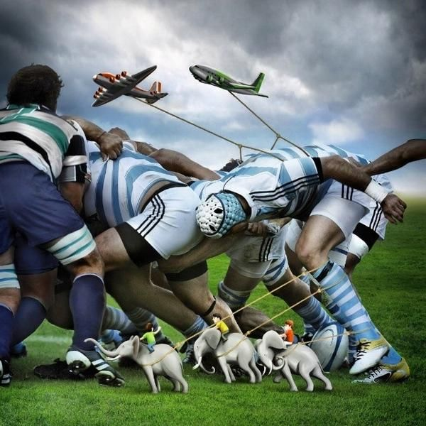 #Rugby #LittlePeople