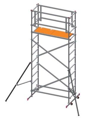 Image result for 5m Alto scaffold tower single width