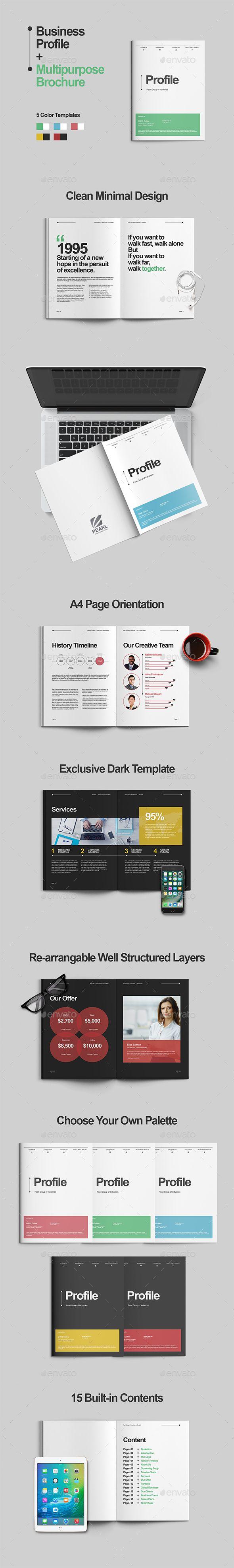 buy brochure templates