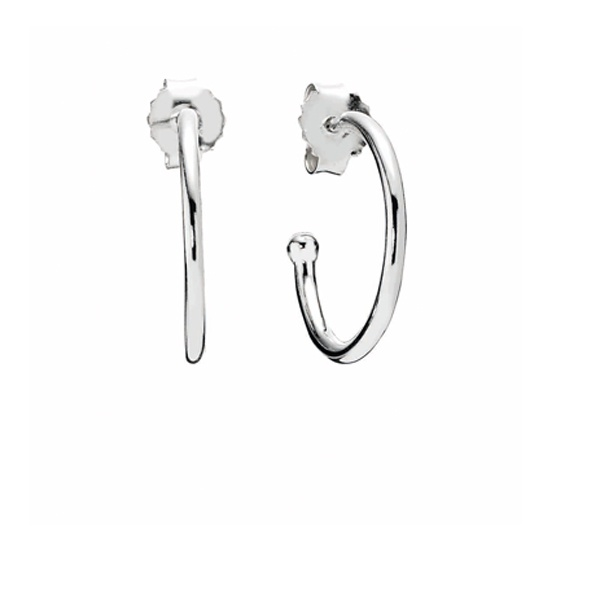 3e7acf269 Sale Pandora Small Round Smooth Hoop Earrings 30 Pandora Valentines Day  2013 Cute Gift Ideas for her ...