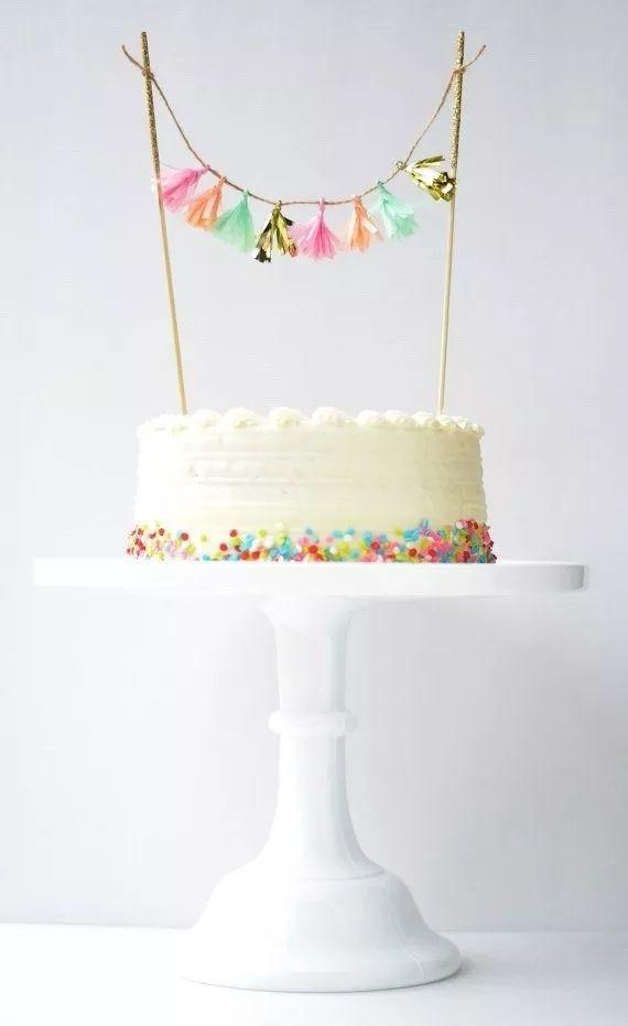 Topper Torta - Bs. 1.000,00