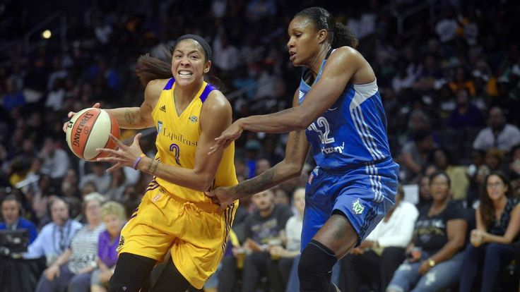 Sparks hold court to take 2-1 lead in WNBA Finals #FansnStars