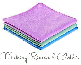 Norwex Makeup Removal Cloths. A great way to wash and exfoliate your skin WITHOUT the use of soaps or cleansers. Click on the article for more info and check them out at http://norwex.com/  Highly recommended!