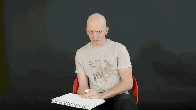 <b>Anthony Carrigan might actually be a criminal mastermind.</b>
