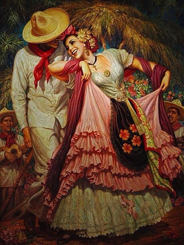 """La Bamba"" by Jesus Helguera"