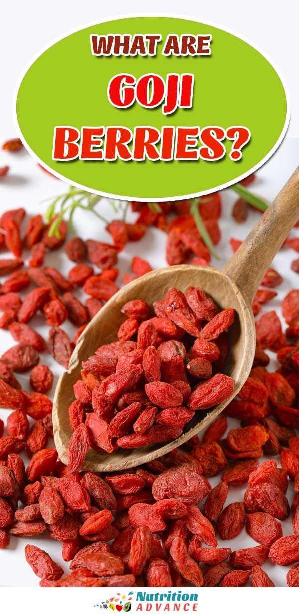 Goji Berries 101 Nutrition Facts Health Benefits Concerns