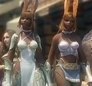 Final fantasy viera porn