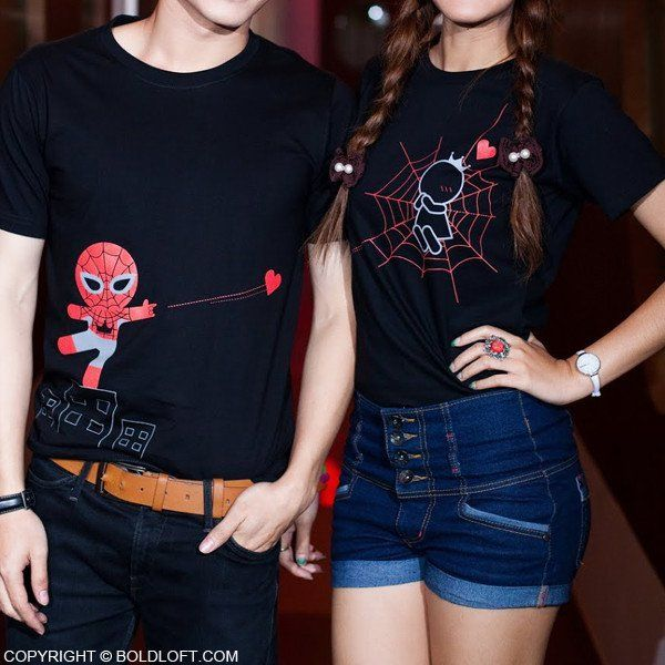 Christmas Gifts For Girlfriend: 28 Best Matching Couple Shirts Images On Pinterest