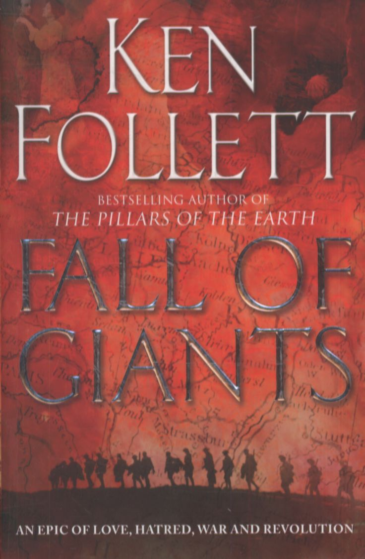 50 best novels set during the first world war images on pinterest buy a discounted paperback of fall of giants online from australias leading online bookstore fandeluxe Gallery