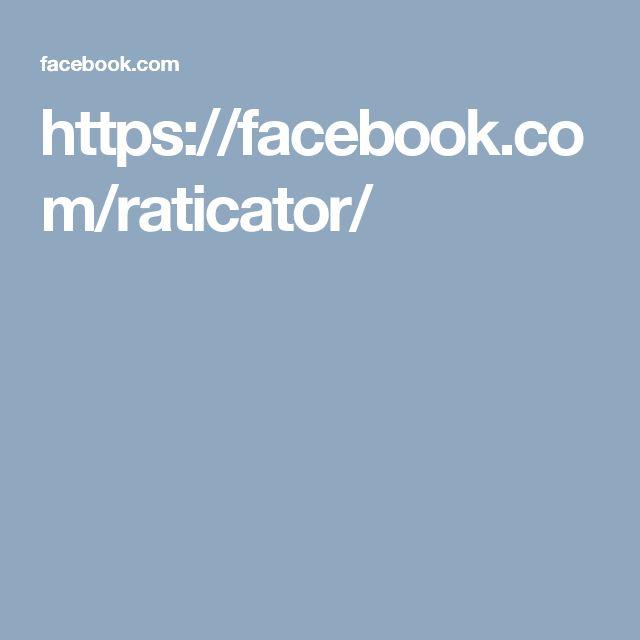 https://facebook.com/raticator/