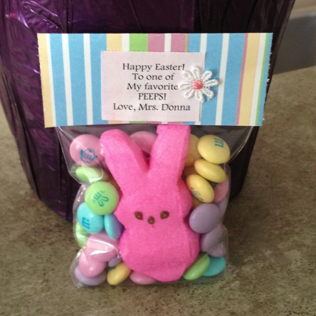 Little Easter Goo Bag For School Friends Patelyn S Board Of Many Things Bags Party