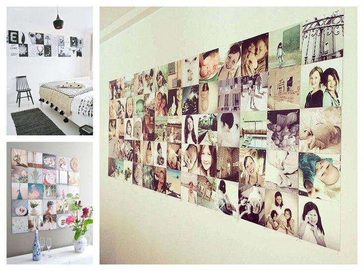 25 beste idee n over foto 39 s ophangen op pinterest - Fotos ideeen ...