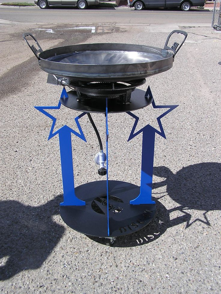 Blue Star Disc It Discada Discitgrill Disc It