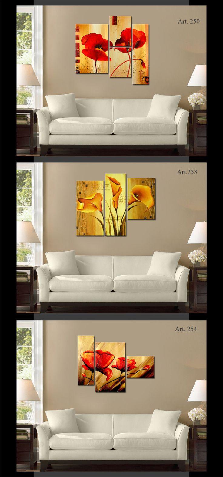 M s de 1000 ideas sobre cuadros pintados a mano en pinterest cuadros pintados cuadros - Bimago cuadros modernos ...
