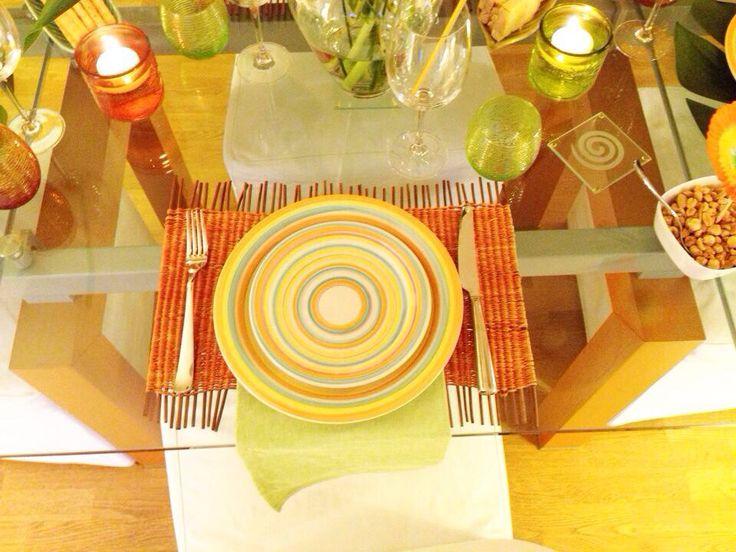 Caraibic table