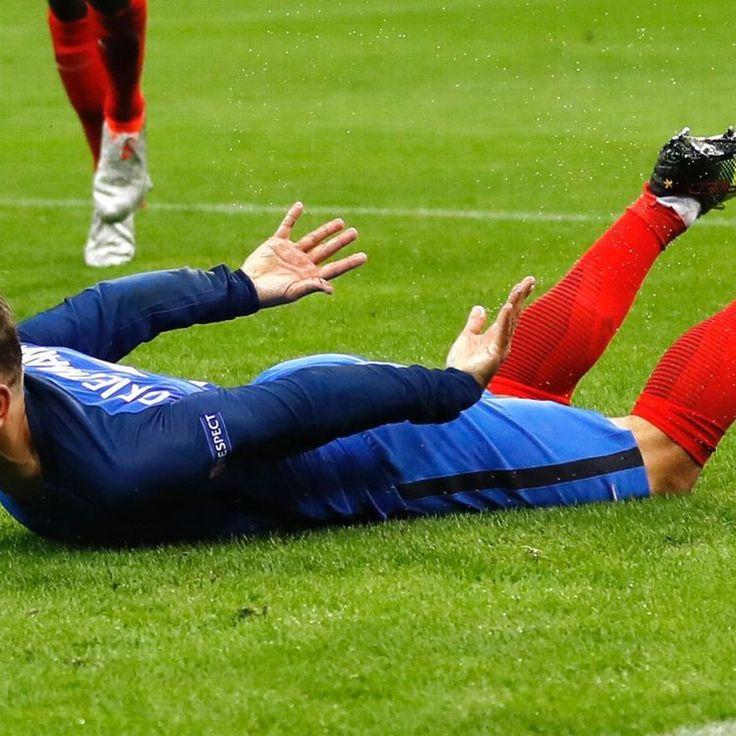 Antoine Griezmann thriving for France at Euro 2016 - Didier Deschamps