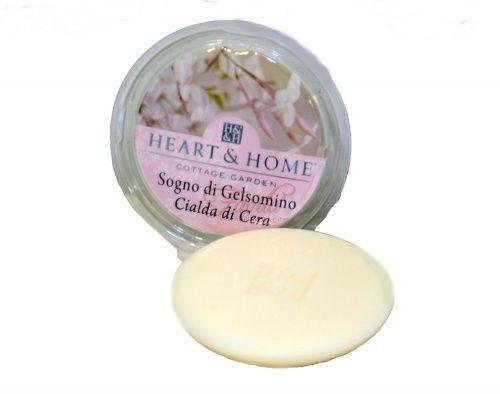 """Cialda di cera Forever Fragrance Giardino del Cottage """"Sogno di Gelsomino"""""""
