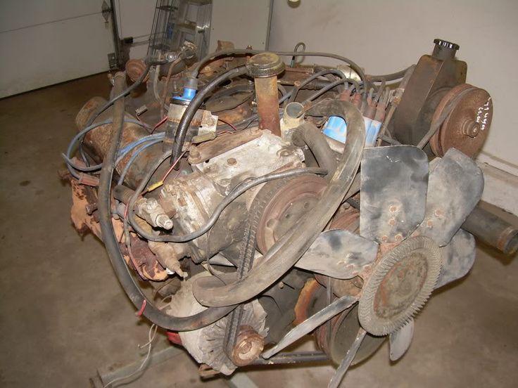 amc 304 360 V8 engine pics ????? JeepCJ Forums