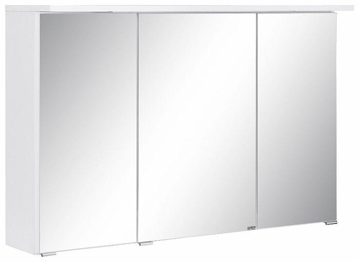 Held Möbel Spiegelschrank »Ravenna«, Breite 100 cm Jetzt bestellen unter: https://moebel.ladendirekt.de/bad/badmoebel/spiegelschraenke/?uid=e374ddfc-606e-5976-a032-9e07616aff4e&utm_source=pinterest&utm_medium=pin&utm_campaign=boards #spiegelschraenke #bad #badmoebel
