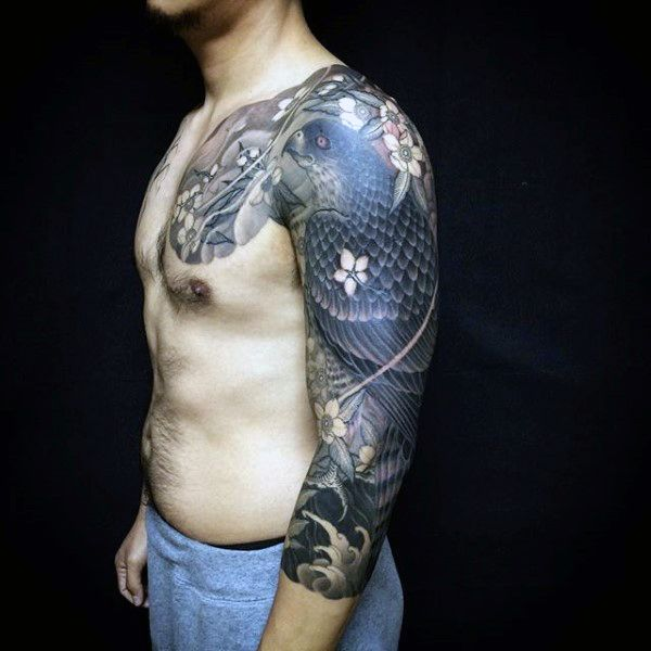 1000+ Ideas About Shoulder Tattoo Flowers On Pinterest