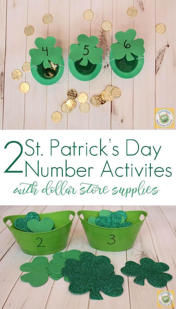 64 best St. Patrick\'s Day for Toddlers & Preschoolers images on ...