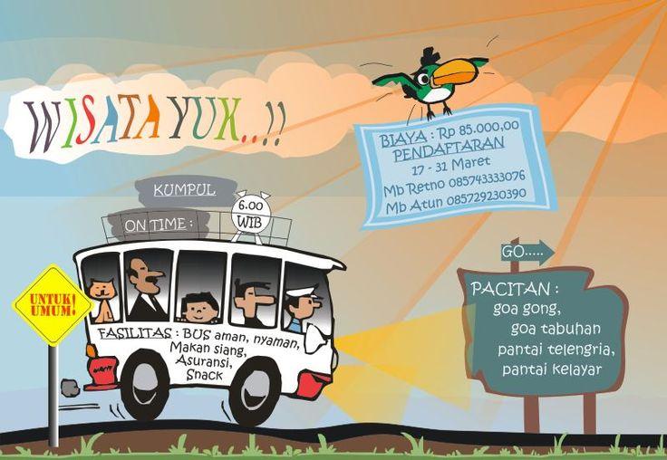 Yeah... Melancong 2 --> Tour de Pacitan