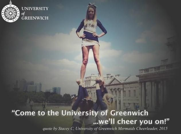 We asked our students to tell us about their experience and why they love Greenwich #UniofGreenwich #UoG_Mermaids