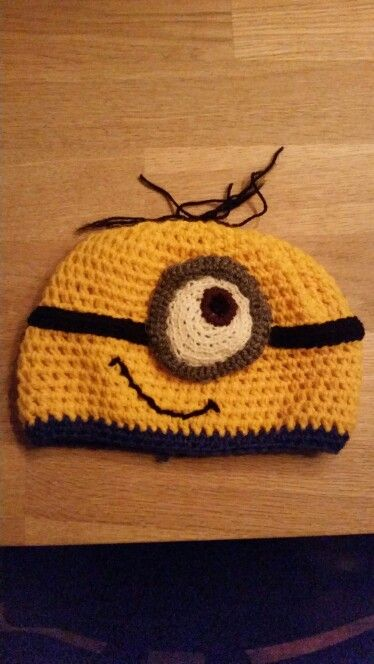 Hat for Luis