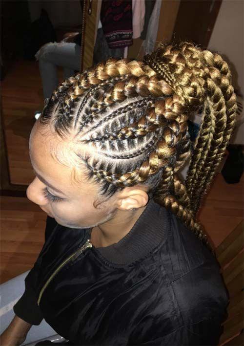 Diosa de las Trenzas Peinados para el ao 2017  Nuevos Peinados Para 2017