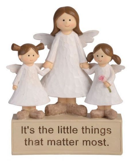 Adoring Angel Figurine - Little Things