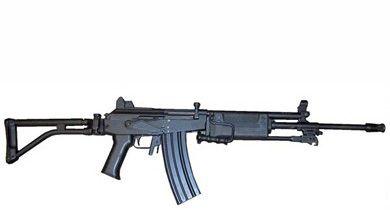 Maquinas de Guerra.: Fusil IMI Galil.