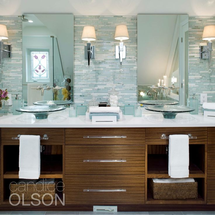 Best LIGHTING ADVICE Bathrooms Images On Pinterest Bath - Candice olson small bathroom designs