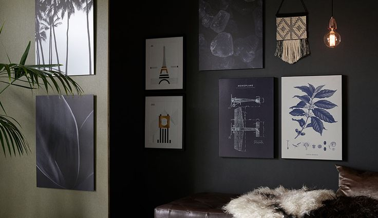 Beautiful tones, warm lights & eye-catching shapes. Art by #BoConcept