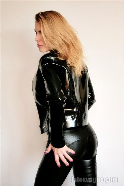 Heavy rubber jacket 3:) Model: Caribig Photo by : Malkiss photography  More at: http://www.latexvogue.com/  _ _ _ _ _ _ _ _ _  #Blacklatex, #Designer, #Fetish, #Fetishfashion, #Girl, #Heavyrubber, #Kinky, #Latex, #Latexdesigner, #Latexfashion, #Latexfetish, #Latexgirl, #Latexmodel, #Latexshop, #Latexvogue, #Rubber, #Jacket